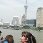 上海 黄浦江遊覧船~