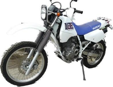 SUZUKI-DJEBEL200(1995-1999)