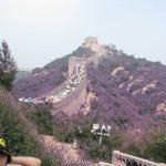 Great Wall of China 万里の長城