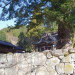 荒穂神社、本福寺、老松神社 基山