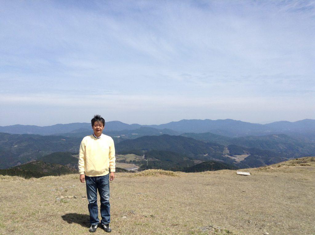 井原山方面