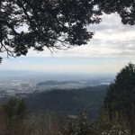 勝尾城(城山)-葛籠城 筑紫氏居城