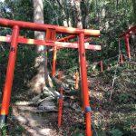 岩門城 高津神社