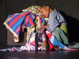 Live Oak, Performance & Choreography by FSU School of Dance Professor ANJALI AUSTIN. Photo by Carrie Seidman