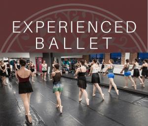 Experienced Ballet