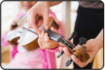 violin lessons in Dublin