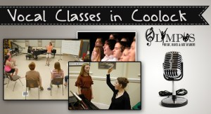 Vocal and Singing Lessons at Olympus Dance & Music Academy