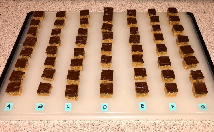 Best Ever Scotcheroos - a no bake dessert