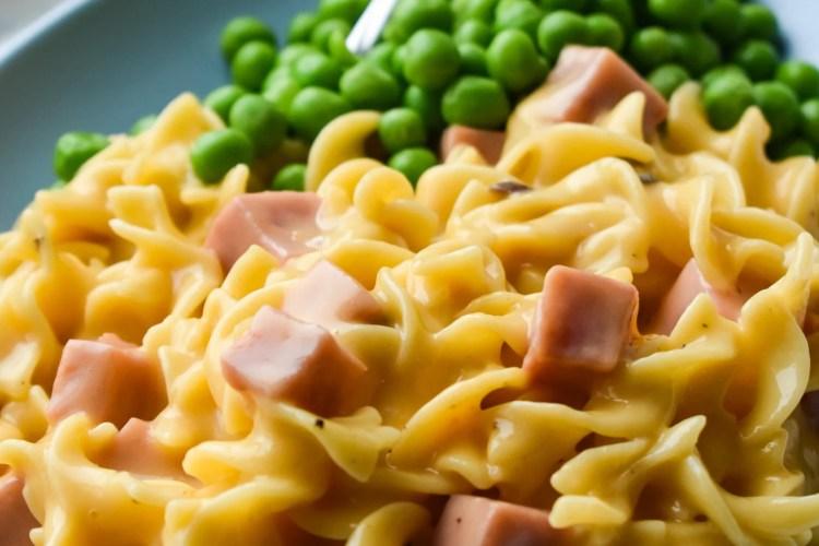 Ham and Noodle Casserole