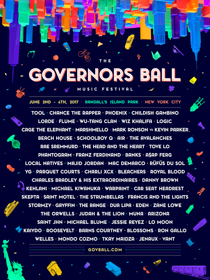Governors Ball 2017
