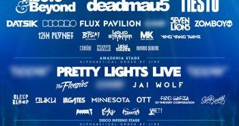 Imagine Music Festival 2017 Phase 1
