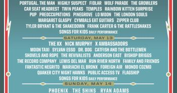 Shaky Knees 2017 Lineup