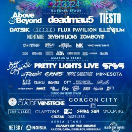 Imagine Music Festival 2017 Full Lineup