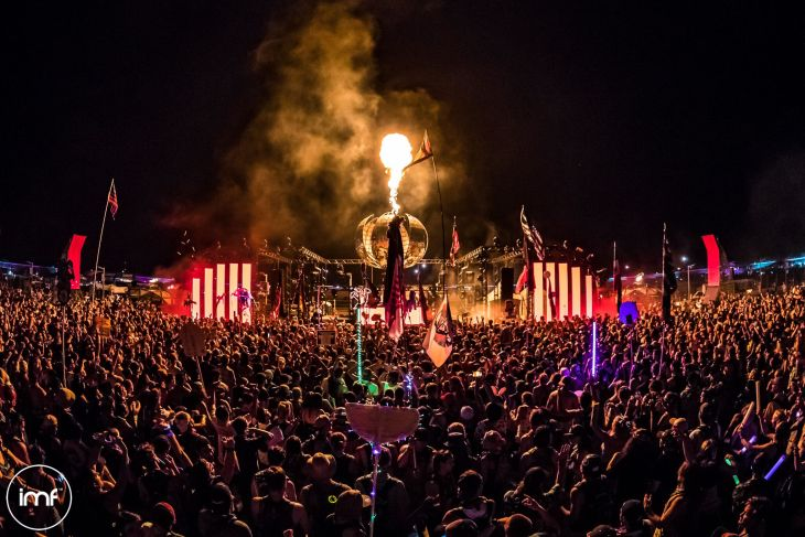 Disco Inferno Stage 2016