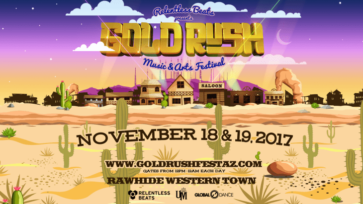 Goldrush Arizona 2017