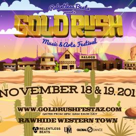 Goldrush Arizona 2017