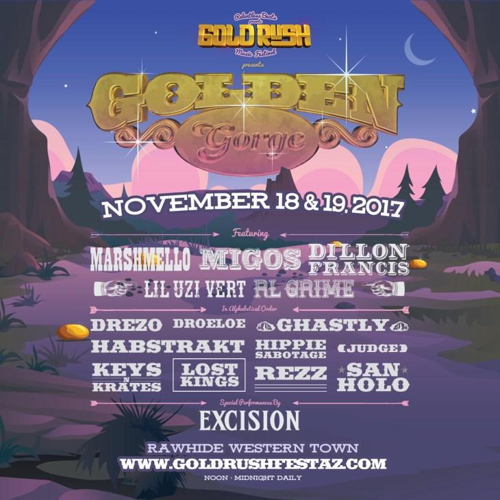Golden Gorge - Goldrush 2017