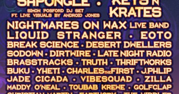 Sonic Bloom 2018 Lineup
