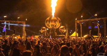 Disco Inferno Stage at Imagine 2018