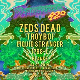 Deadbeats 420 2019