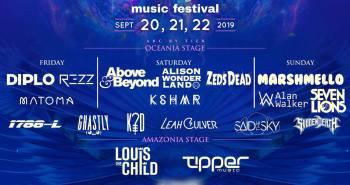 Imagine Music Festival 2019 Phase 1