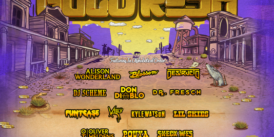 Gold Rush 2019 Phase 1 Lineup
