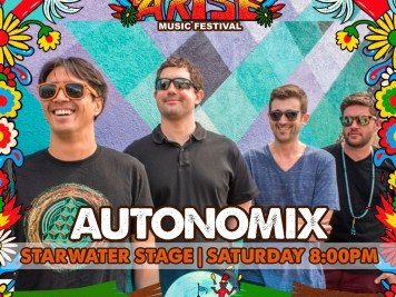 Autonomix at Arise Music Festival 2019