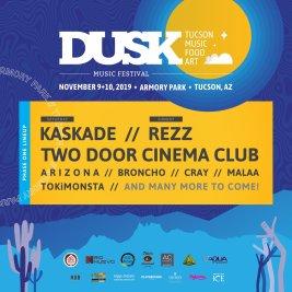 DUSK Music Festival 2019