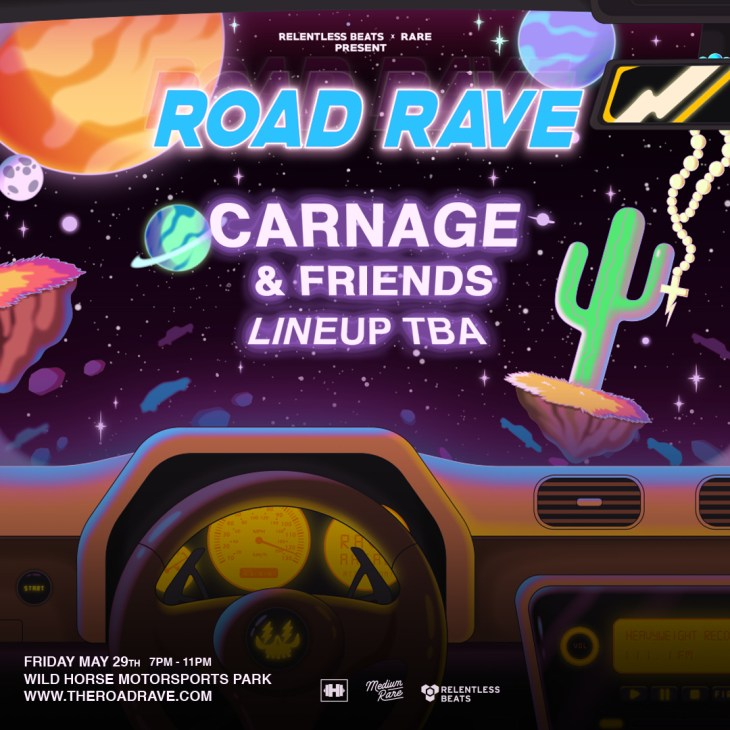 Road Rave Arizona May 29