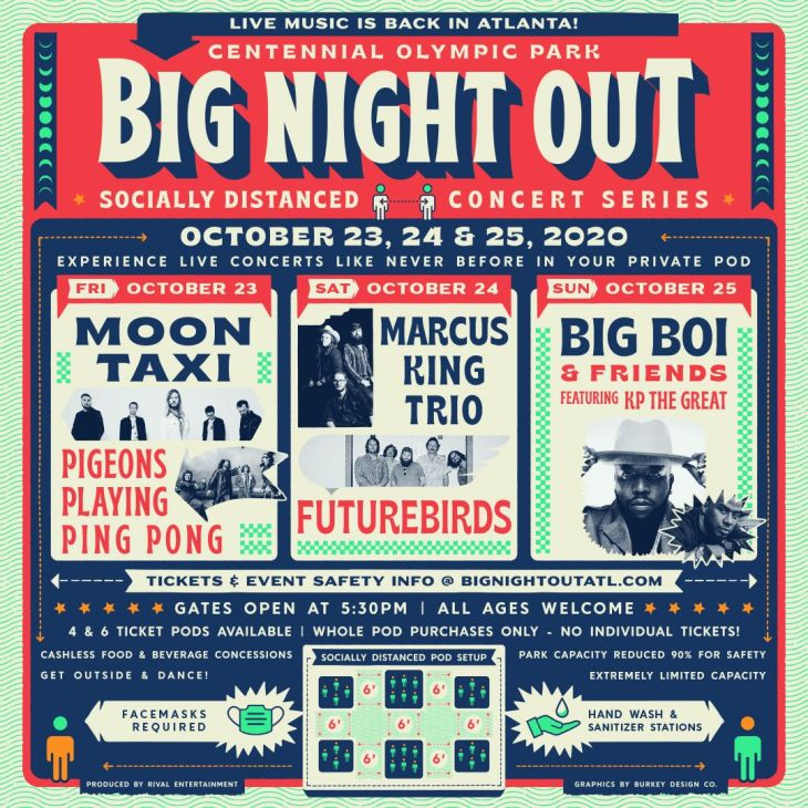 Big Night Out Atlanta 2020