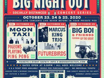 Big Night Out Atlanta 2020