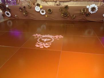 Custom Colored Dance Floor Rentals In New York Long Island - Discount dance flooring