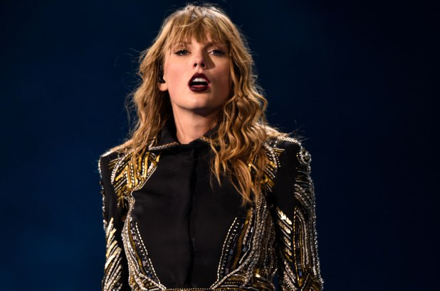 Taylor Swift Gets Emotional Onstage While Addressing Her Sexual Assault