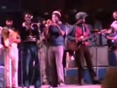 JACOB MILLER, BOB MARLEY, PETER TOSH , U ROY , DENIS BROWN IN 1978 DOCUMENTARY