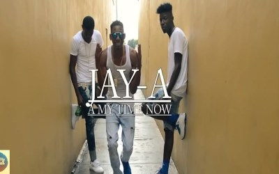 JAY A – MY TIME NOW