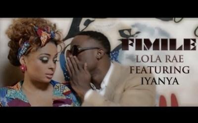 Lola Rae Feat. Iyanya – Fi Mi Le