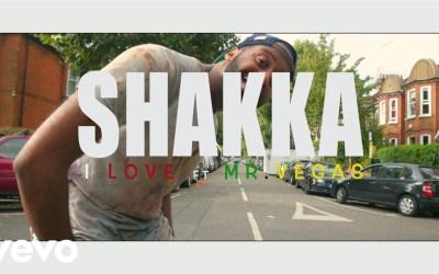 SHAKKA ft VEGAS – I LOVE THE WAY