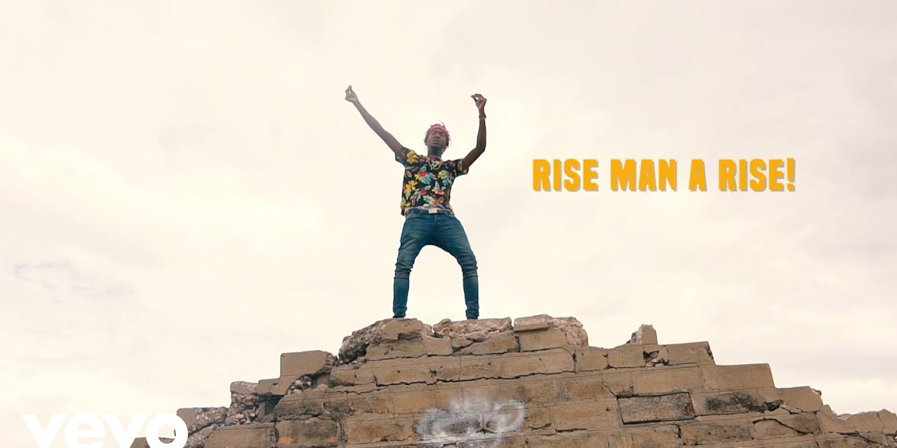 Projexx – Rise Man A Rise – Official Music Video