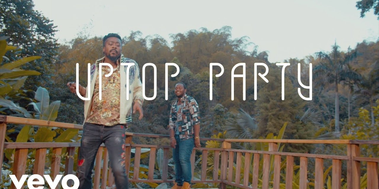 TeeJay, Beenie Man – Uptop Party – Official Music Video