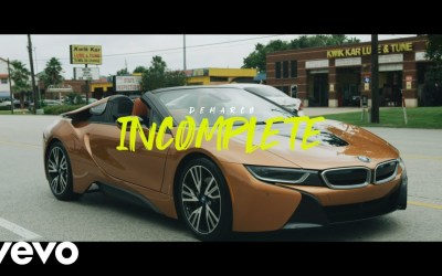 Demarco – Incomplete – Official Music Video