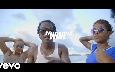 Charly Black – Wine – Official Music Video
