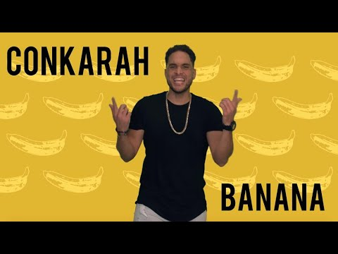Conkarah ft. Shaggy – Banana – Official Music Video