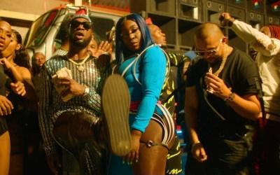 Stylo G Ft Spice & Sean Paul – Dumpling Remix – Official Music Video