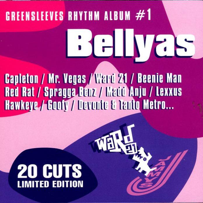 Greensleeves Rhythm Album Series #1-90 COMPLETE PACK