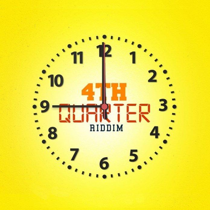 4TH QUARTER RIDDIM [FULL PROMO] - NINE MIND _ LENKY RECORDS