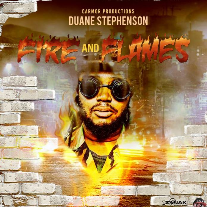 DUANE STEPHENSON – FIRE & FLAMES – CARMOR PRODUCTIONS – 2019