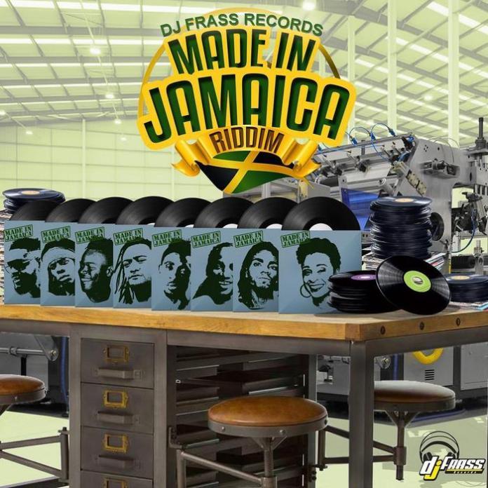 MADE IN JAMAICA RIDDIM [FULL PROMO] - DJ FRASS RECORDS - 2019