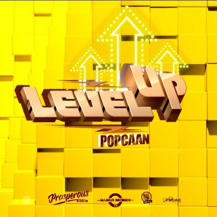 POPCAAN - LEVEL UP [RAW+CLEAN] - MARKUS RECORDS - 2019