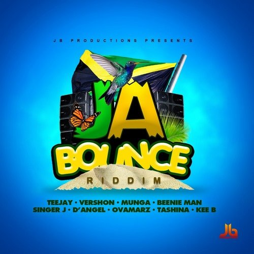 JA BOUNCE RIDDIM [FULL PROMO] - JB PRODUCTIONS - 2019