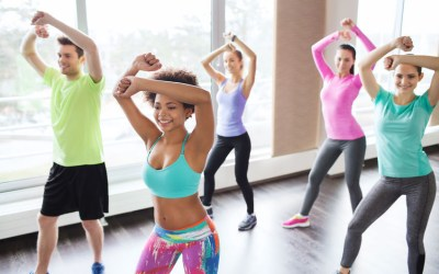 Latino Pop Energy Zumba